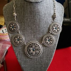 Necklaces and 1 bracelet